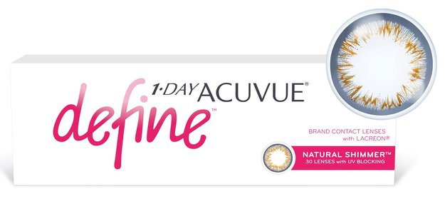 1 DAY ACUVUE DEFINE (Johnson & Johnson)